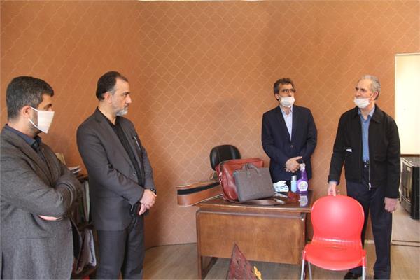 بازدید مدیر کل فرهنگ و ارشاد اسلامی خراسان رضوی از وضعیت آموزشگاه های موسیقی