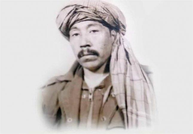 مراسم وداع با پیکر پاک شهید «نسیم افغانی» در حرم مطهر رضوی