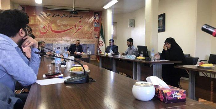 هیأت رئیسه خانه مطبوعات خراسان رضوی انتخاب شدند