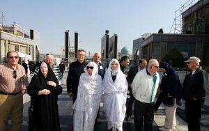 تا پایان سال ۲۰۲۰ گردشگر خارجی به ایران نمیآید
