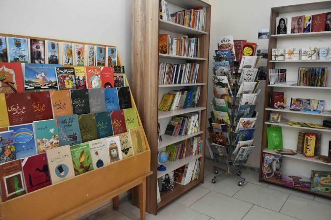 کتابخانه ویژه کودکان کار در مشهد راه اندازی شد