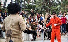 نخستین جشنواره تئاتر خیابانی «تئاتر کنار مردم» برگزار می شود