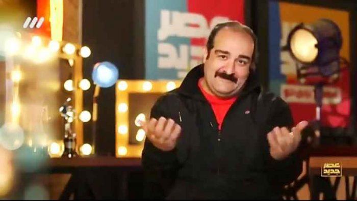 حاشیه نگاری حضور عباس رثایی در برنامه احسان علیخانی
