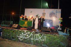 برگزاری جشن میلاد امام رضا (ع) در ۲۳ نقطه مشهد