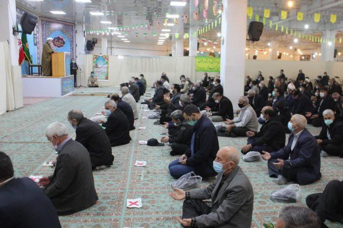 نماز جمعه فردا در همه پایگاههای خراسان رضوی برگزار میشود
