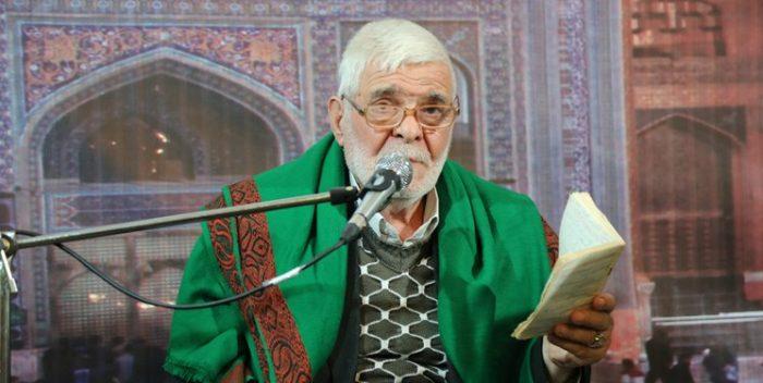 دیوان استاد سیدرضا موید زیر چاپ رفت