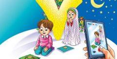 پویش مجازی «هفت سالگی» برای انس کودکان با نماز راهاندازی شد