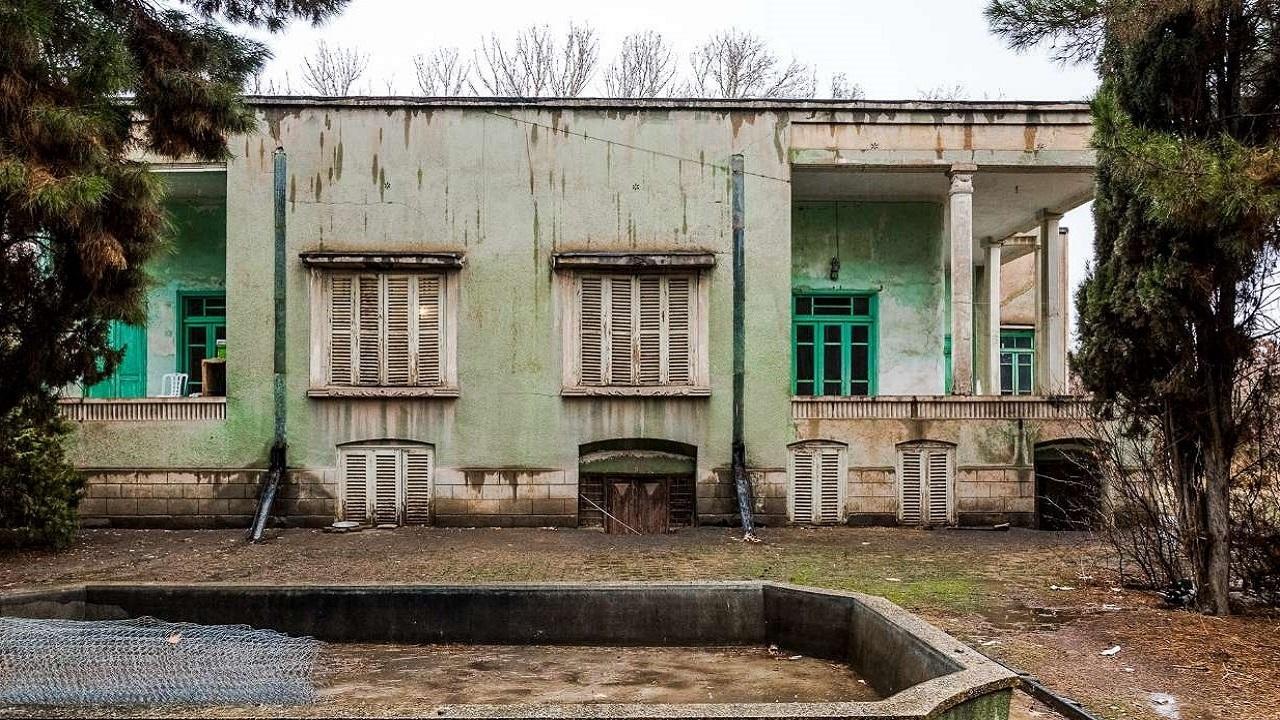 ثبت عمارت قوامی نیشابور در فهرست آثار ملی