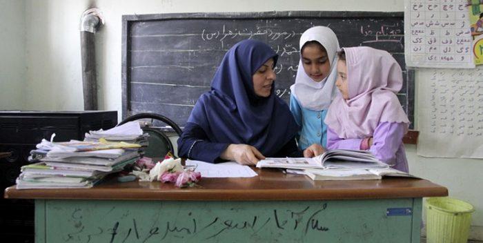 نوسرودههای ۵ شاعر در پاسداشت مقام معلم