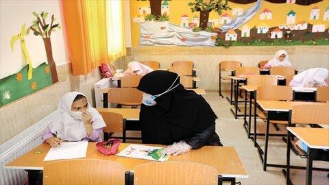 ثبت نام حضوری مدارس فقط برای کلاس اولیها