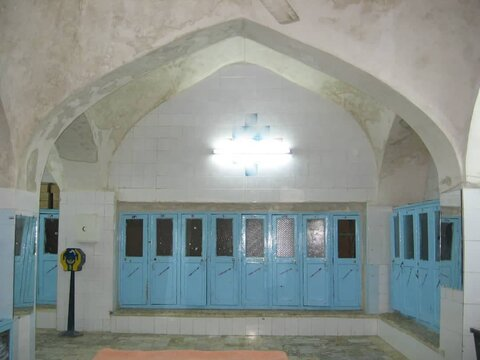 حمام تاریخی اسلام در بافت تاریخی مشهد در فهرست آثار ملی ایران ثبت شد