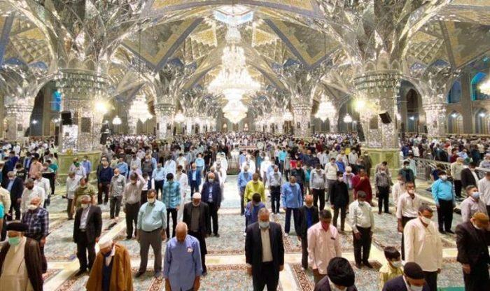 نماز جمعه هفتم خرداد در همه پایگاههای خراسان رضوی اقامه میشود