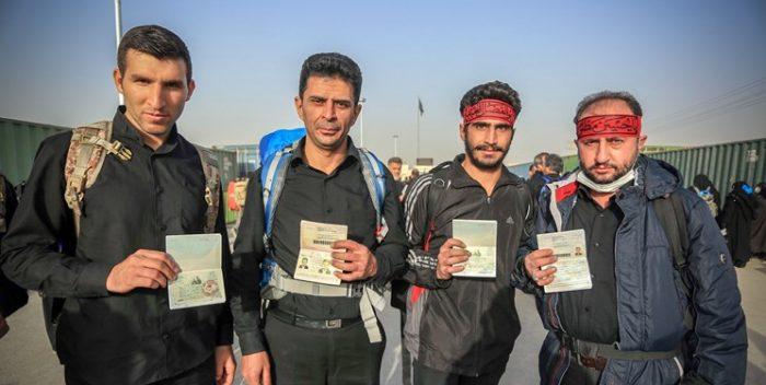 موافقت ایران با لغو ویزای عراق/ ویزای اربعین برداشته شد