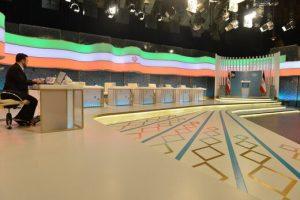 زمان برگزاری دومین مناظره نامزدهای ریاست جمهوری