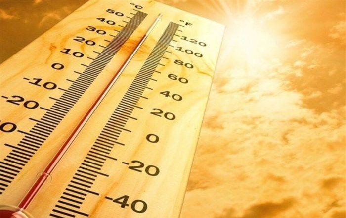 دمای هوا در مناطق گرمسیر خراسان رضوی از ۴۵ درجه میگذرد