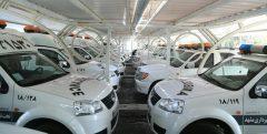 اعزام خودروها و کارکنان آرامستانهای مشهد به زاهدان