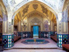 ثبت «حمام حاج لطفعلی فیضآباد» در فهرست آثار ملی ایران