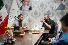 علیرام نورایی: پای اعتقاداتم هستم/بازی دریک فیلم نظرم را درباره حضور ایران در سوریه تغییر داد