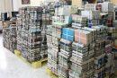 ۴۵ هزار جلد کتاب، وقف کتابخانه آستان قدس رضوی شد